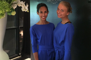 Hostesses Ontvangst Hotel W Amsterdam