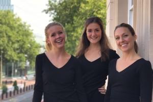 Hostess Masters of LXRY Amsterdam RAI