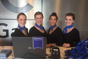 Hostesses Event Fokker Terminal Den Haag