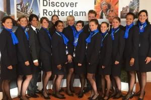 Gastvrouwen & Gastheren VanNelle Fabriek Rotterdam