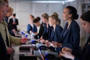 Hostess Marine Trade Show METS  Amsterdam RAI