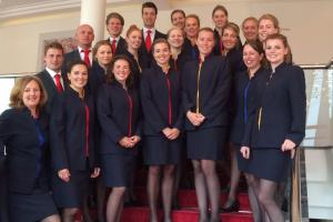 Gastvrouwen Ontvangst & Begeleiding Den Haag