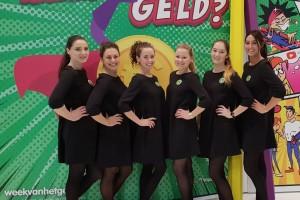 Hostesses Ontvangst Jaarbeurs Utrecht