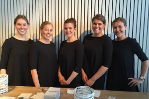 Hostesses Ontvangst & Registratie Maarssen