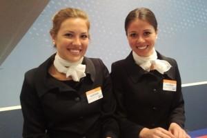 Gastvrouwen VIP ontvangst Utrecht
