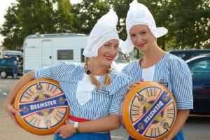 Promotieteam Kaasmeisjes Utrecht