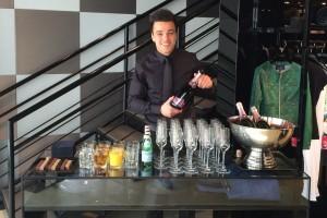 Retail Host Giorgio Armani