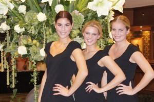 Hostesses Hostess Mercedes-Benz FashionWeek Amsterdam