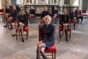 Protocol Hosts & Hostesses Prinsjesdag Grote Kerk Den Haag