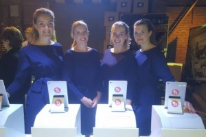 Hostesses Ontvangst Event Maarssen