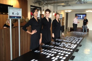 Hostesses Grand Opening Zaltbommel