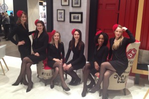Hostesses Horecava Amsterdam RAI