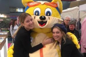 Hostess IPON Onderwijs & ICT Utrecht Jaarbeurs