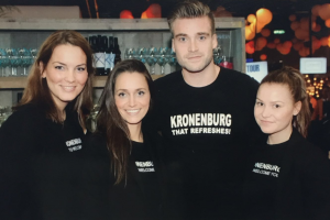 Gastvrouwen en Gastheer Ontvangst Event Jaarbeurs Utrecht