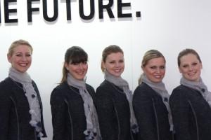 Hostesses Ontvangst Rotterdam