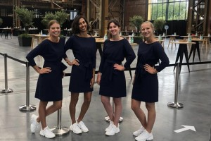 Hostesses Event Werkspoorkathedraal Utrecht