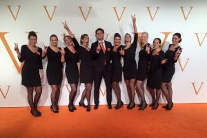 Hosts en Hostesses Theaterhangaar Valkenburg