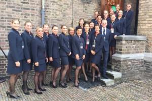 Hostesses & Hosts Protocolair ontvangst Ridderzaal Den Haag