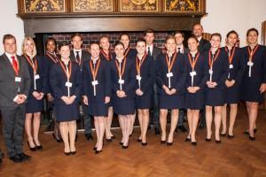 Liaisons en Hosts Ridderzaal Den Haag