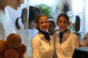 Hosts & Hostesses Ontvangst Okura Amsterdam