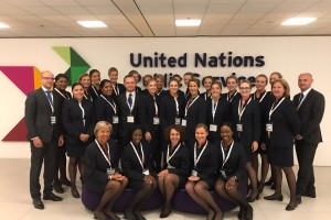 Hosts & Hostesses United Nations The Hague World Forum