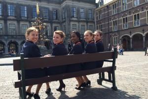 Hostesses Ridderzaal Den Haag
