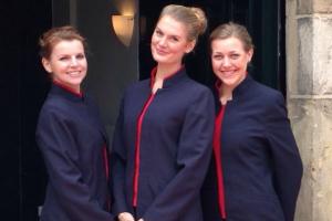 Gastvrouwen Ontvangst Nieuwekerk Den Haag
