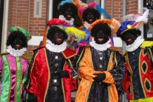 Promoactie Sinterklaas Nederland